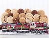 Christmas Cookie Train