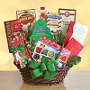 Christmas Elegance Gourmet: Holiday Gift Basket