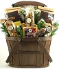 Christmas Flare: Gourmet Holiday Gift Basket