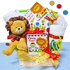 Circus Time New Baby Gift Basket