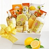 Classic Citrus Spa Gift Basket