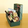 Classic California: Wine And Cheese Gift Basket