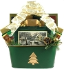 Classic Elegance: Holiday Christmas Gift Basket