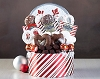 Holiday Chocolate & Cookie Keepsake Gift