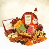 Cornucopia Give Thanks:Gift Basket