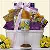 Gourmet Coffee & Tea Birthday Gift Basket