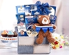Cuddly Bear: Happy Birthday Teddy Bear Gift Basket