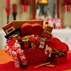 Cupid's Passion Valentines Chocolate Gift Basket