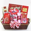 Cupid's Sweets Celebration Valentine Gift Baskets
