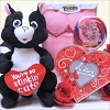 Cutie Valentines Day Gift Basket For Kids