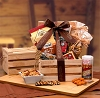 Dad's Favorite Snacks: Fathers Day Gift Basket