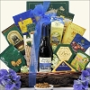 Dad's Day! Father's Day Wine Gift Basket