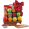 Delectable Fruit and Gourmet Gift Basket