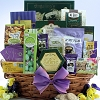 Delight & Indulge: Gourmet Snacks & Sweets Gift Basket
