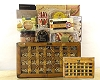 Deluxe Executive Gourmet Food Chest