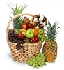 Deluxe Fruit Gift Basket