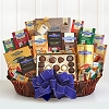 Deluxe Ghirardelli Chocolate Gift Basket