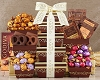 Deluxe Godiva Chocolate Gift Tower