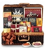 Deluxe Gourmet  Food  Basket