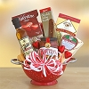 Dinner For Two: Romance Valentine Gift Basket