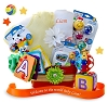 Touch & Discover New Baby Gift Basket