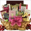 Divine Easter Chocolate Gift Basket