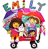 Dora The Explorer & Friends Baby Gift Wagon