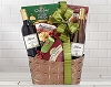 Double Delight Wine Gift Baskets