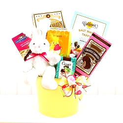 Sweetest Easter Bunny Gift Basket