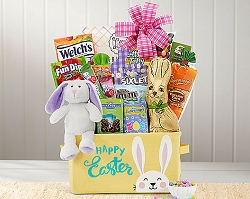 Easter Bunny Collection Gift Basket