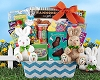 Easter Bunnies Collection Gift Basket