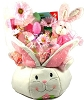 Easter Bunny Love: Sweet & Treats Deluxe Gift Basket