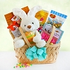 Easter Candy Treats Gift Basket