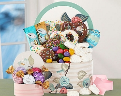 Easter Cookie, Chocolate and Candy Gift
