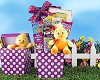 Easter Delights Gift Basket