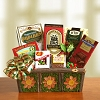 Evergreen Christmas Gift Basket