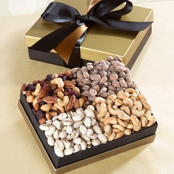 Executive Gourmet Nuts Gift Box