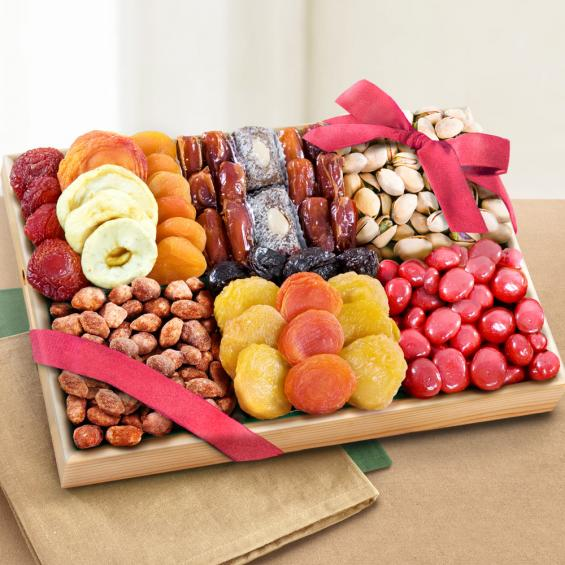 Extravagant Nuts & Dried Fruits Crate
