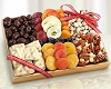 Extravagant Holiday Dried Fruit, Nuts & Confections Tray