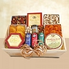 Fabulous Meat & Cheese Gift Crate