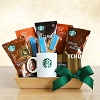 Fabulous Gift of Starbucks Gift Basket