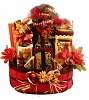 A Thanksgiving Celebration Gourmet Gift Basket