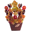 Fall Festival Candy Bouquet