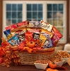 Happy Fall Snack Gift Basket
