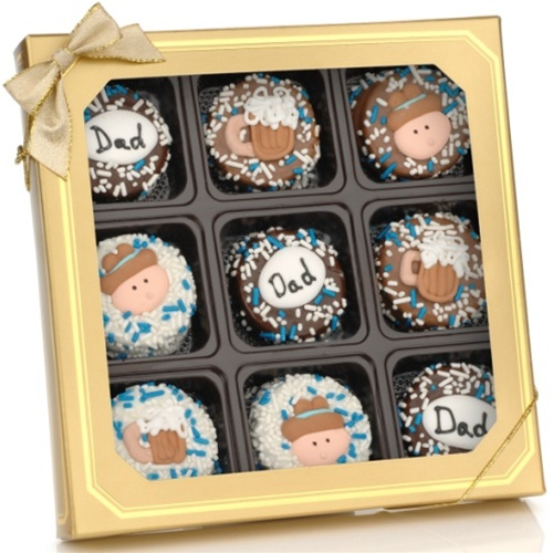 Father's Day Chocolate Oreos® Box of 9