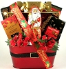 Festive Collection: Holiday Gourmet Gift Basket