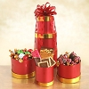 Festive Godiva Holiday Tower