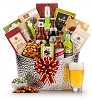 First Class International Beer Gift Basket