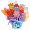Flavorful Gourmet Cookie Flowers Gift