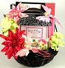 Forever Friends: Gourmet Friendship Gift Basket